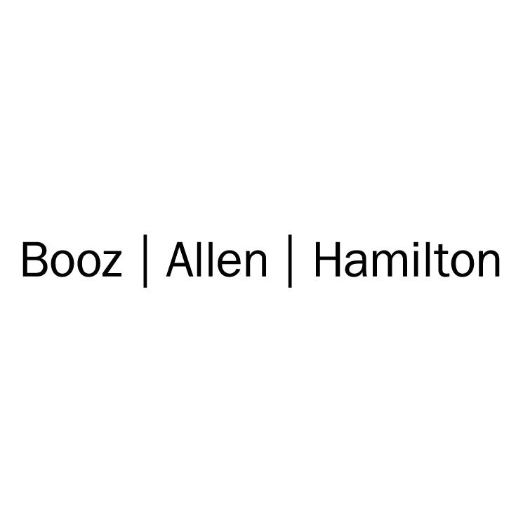 free vector Booz allen hamilton