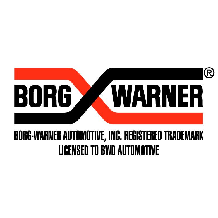 free vector Borg warner 0