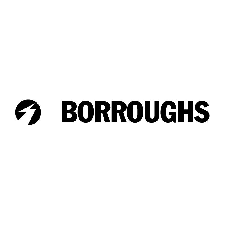 free vector Borroughs