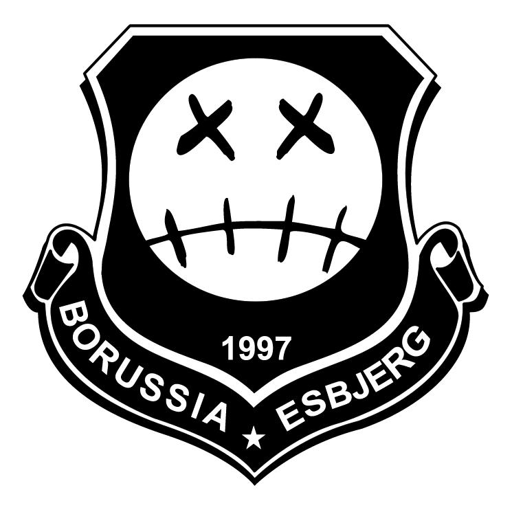 free vector Borussia esbjerg