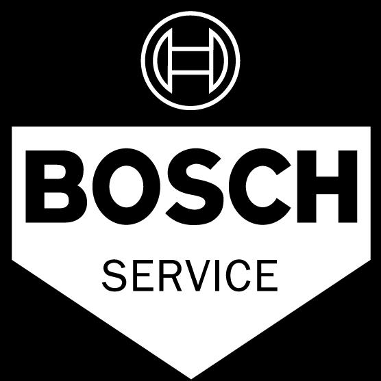 free vector Bosch Service logo