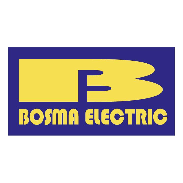 free vector Bosma electric