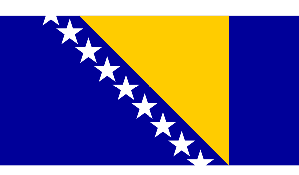 free vector Bosnia_and_herzegovina clip art