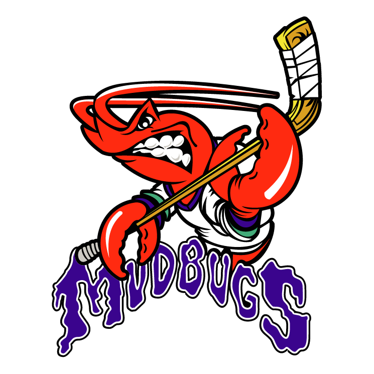 free vector Bossier shreveport mudbugs