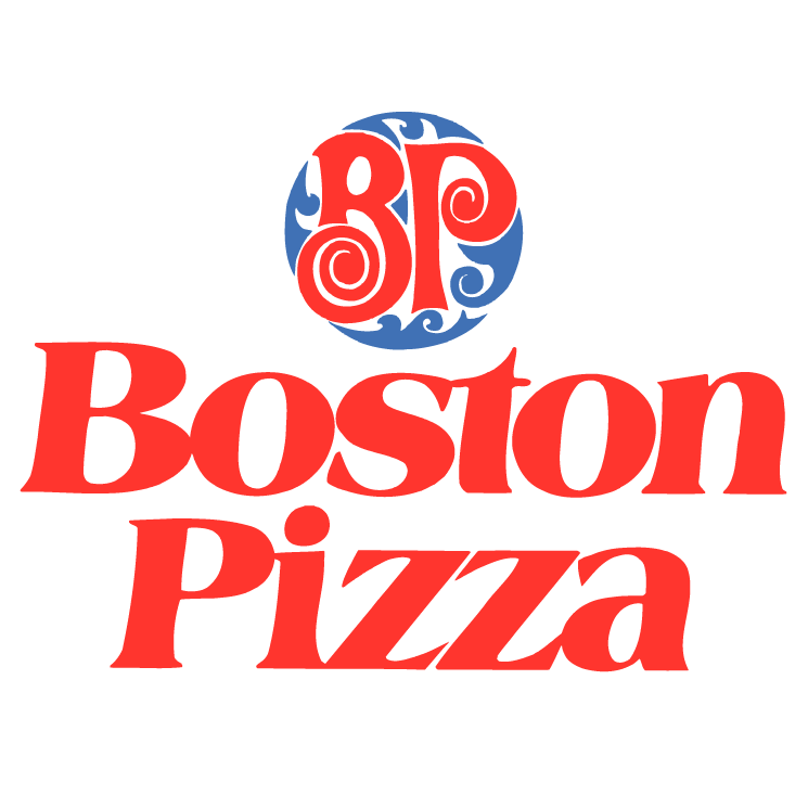 free vector Boston pizzas