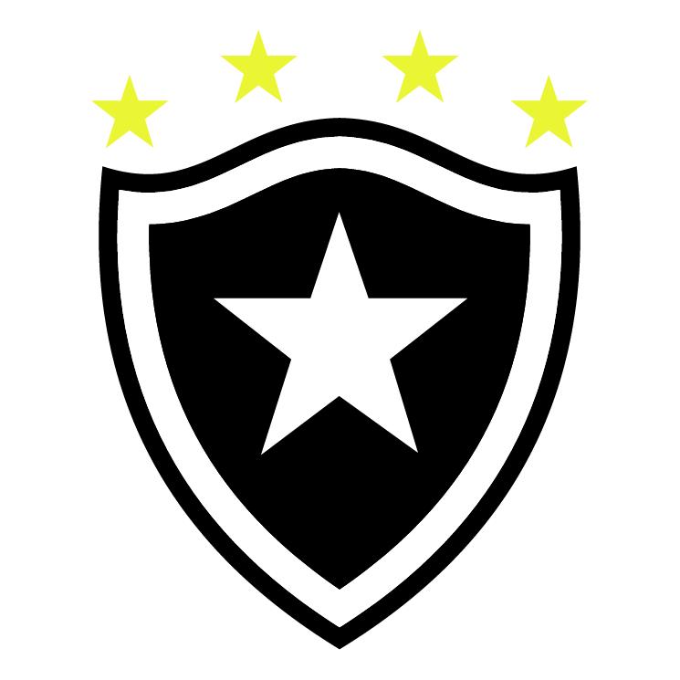 free vector Botafogo esporte clube de florianopolis sc