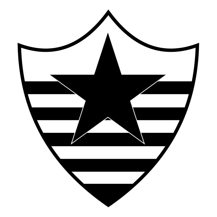 free vector Botafogo esporte clube de teresina pi