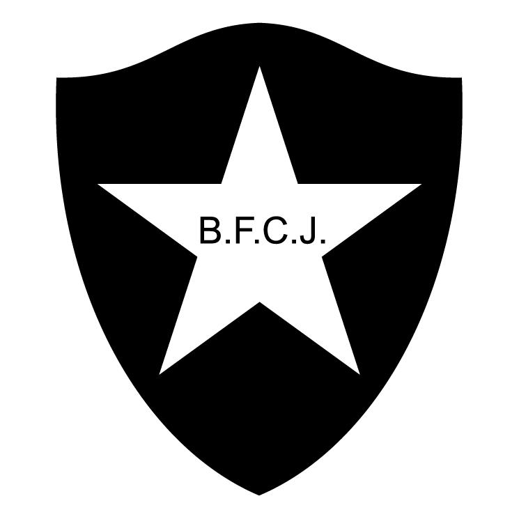 free vector Botafogo futebol clube de jaguare es
