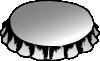 free vector Bottle Cap clip art