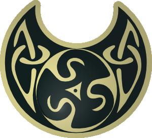 free vector Boudica Necklace clip art