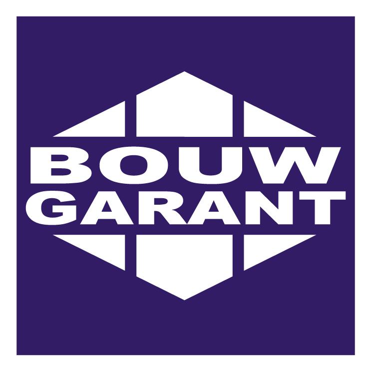 free vector Bouwgarant