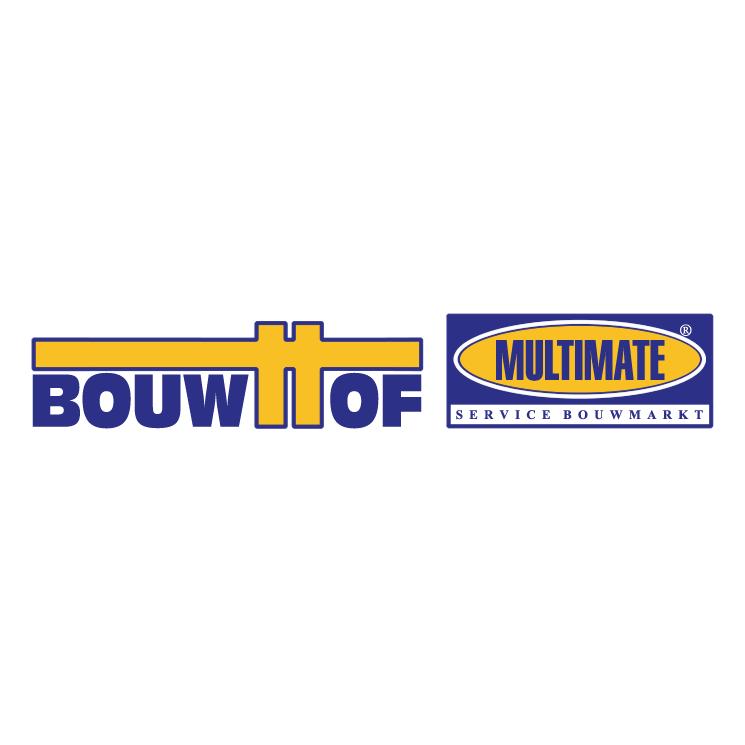 free vector Bouwhof multimate borne