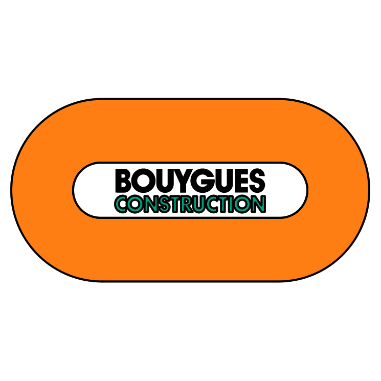 free vector Bouygues construction