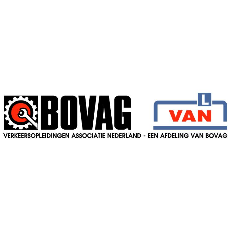 free vector Bovag van