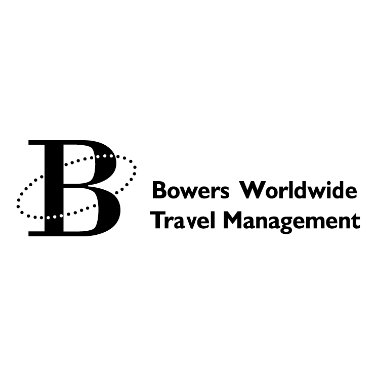 free vector Bowers worldwide travel management