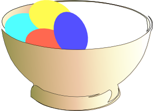 free vector Bowl clip art