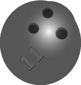 free vector Bowlingball clip art