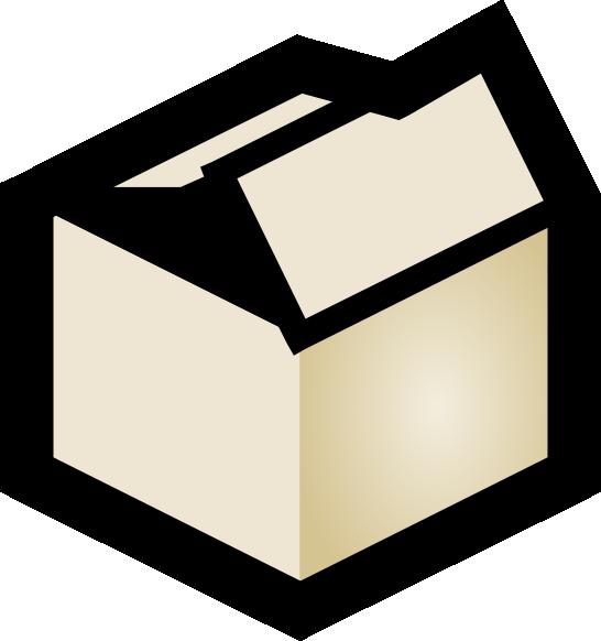 free vector Box clip art