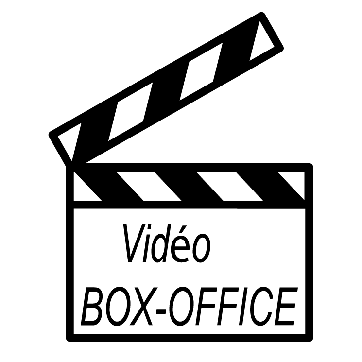 free vector Box office video