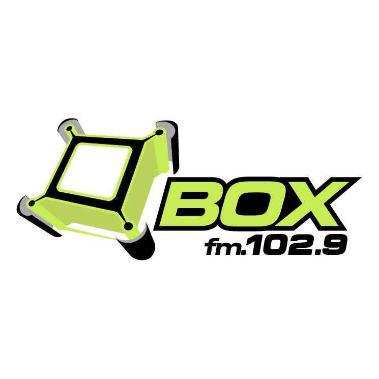 free vector Box radio