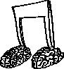 free vector Brain Notes  clip art