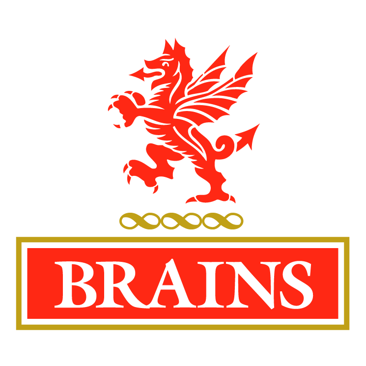 free vector Brains brewery