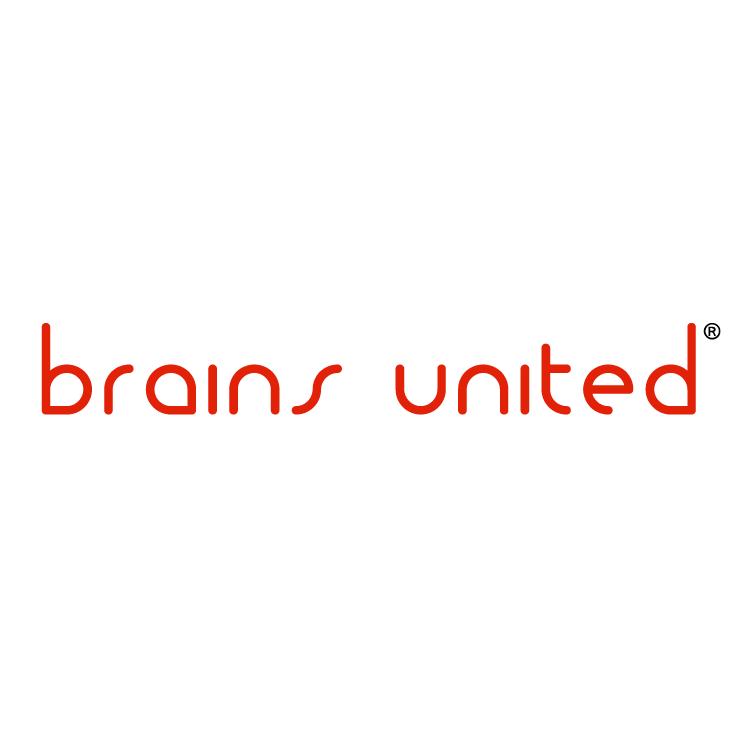free vector Brains united