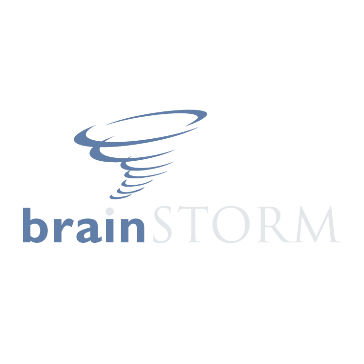 free vector Brainstorm