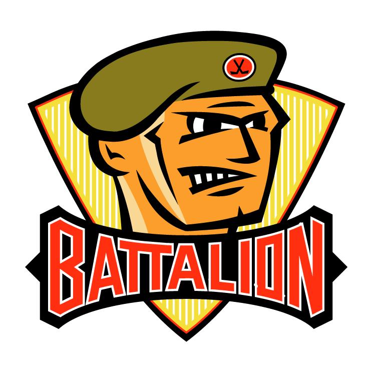 free vector Brampton battalion