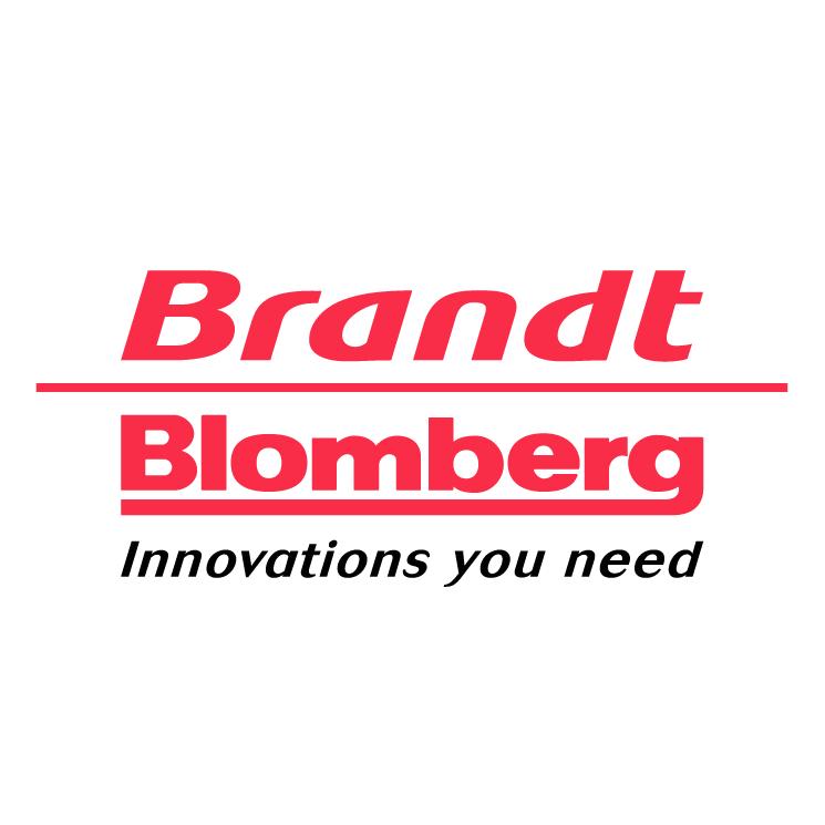 free vector Brandt blomberg