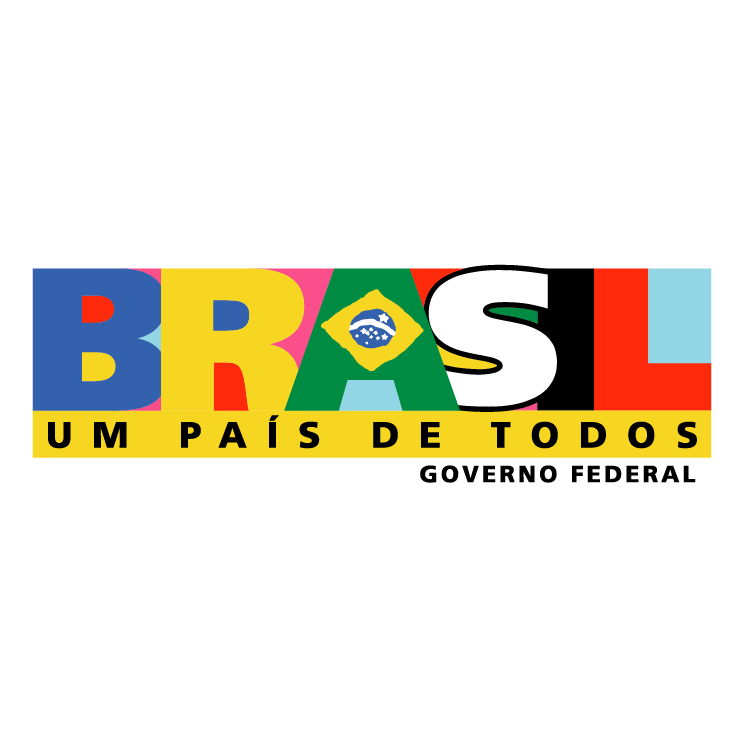 free vector Brasil governo federal