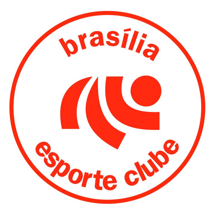 free vector Brasilia esporte clube de brasilia df