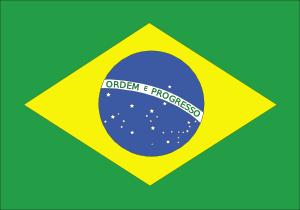 free vector Brazil Flag clip art