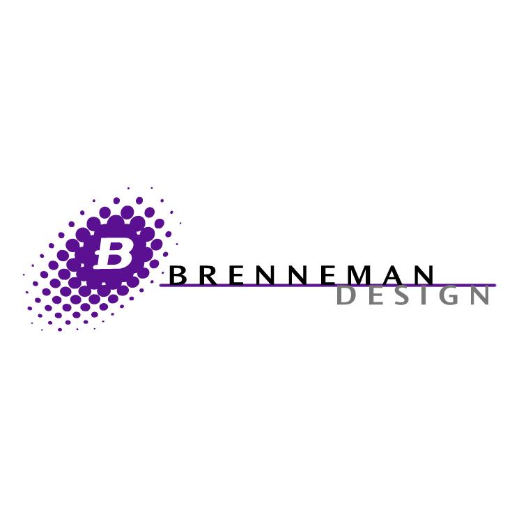 free vector Brenneman design