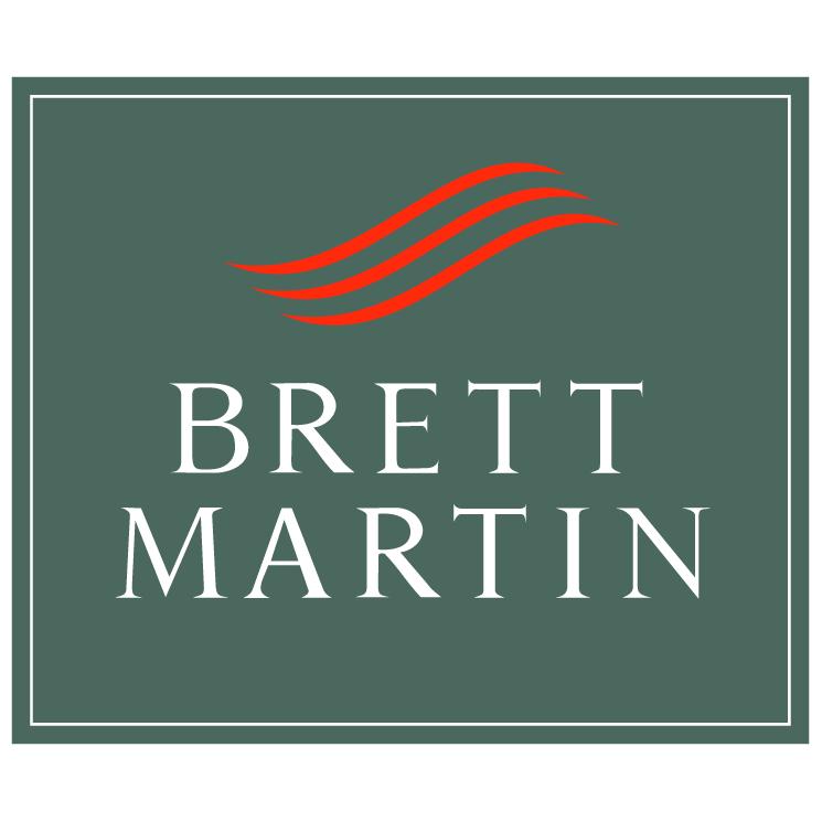 free vector Brett martin