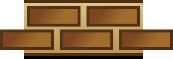 free vector Brick Border Tile clip art