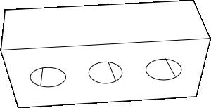 free vector Brick clip art