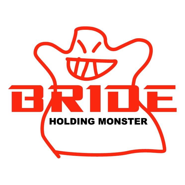free vector Bride holding monster 0