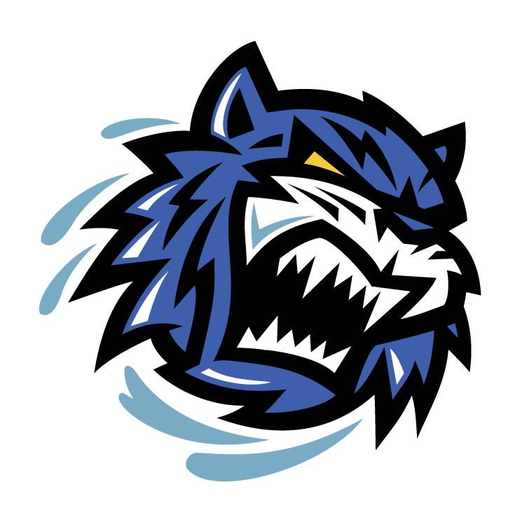 free vector Bridgeport sound tigers