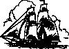 free vector Brig clip art
