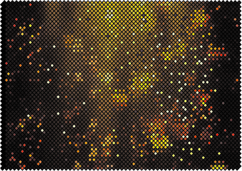 free vector Bright mosaic background vector