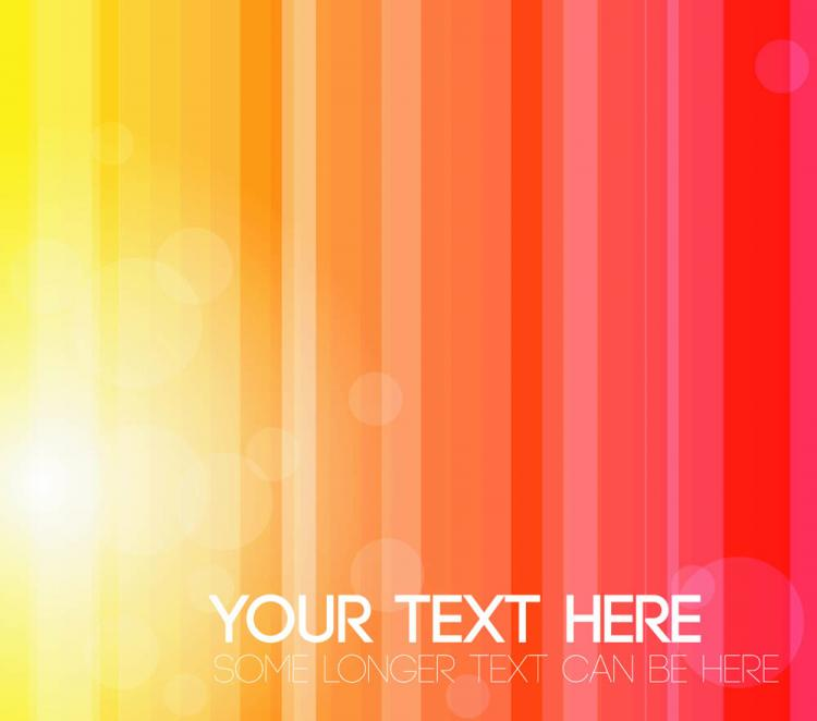 free vector Brilliant color of the background 05 vector