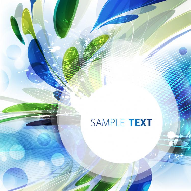 free vector Brilliant dynamic background 03 vector