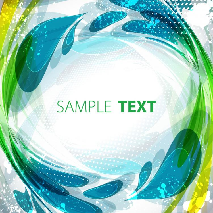 free vector Brilliant dynamic background 04 vector