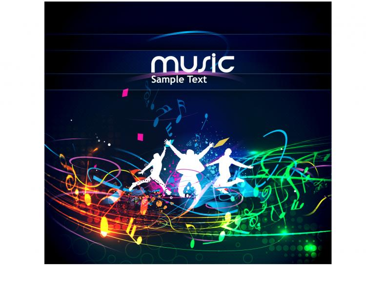 free vector Brilliant dynamic background 05 vector