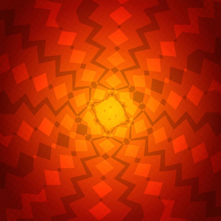 free vector Brilliant halo background 05 vector