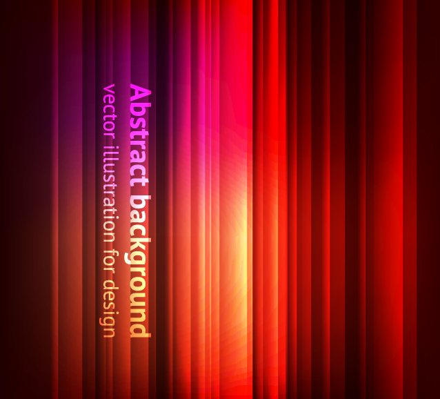 free vector Brilliant red curtain background vector
