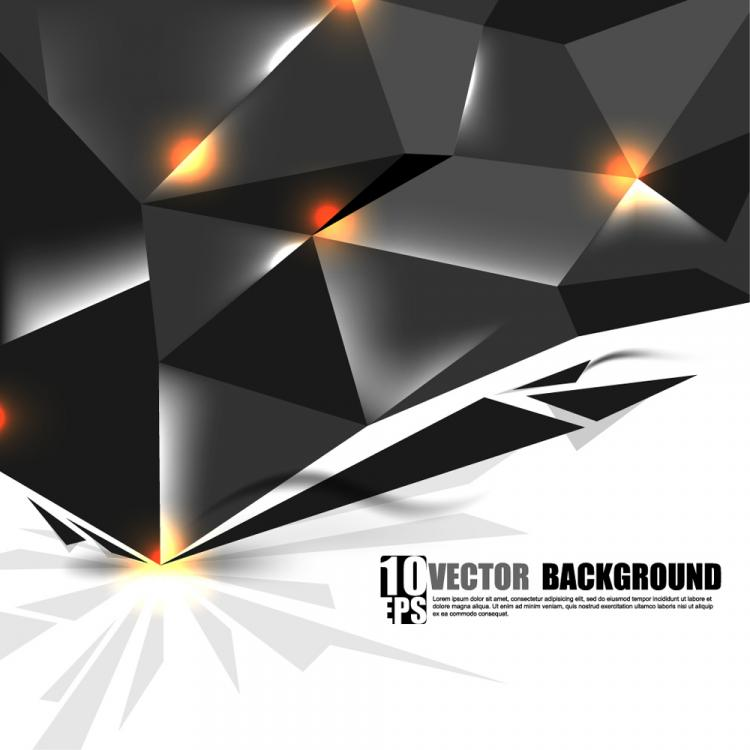 free vector Brilliant sense of science and technology background 01 vector