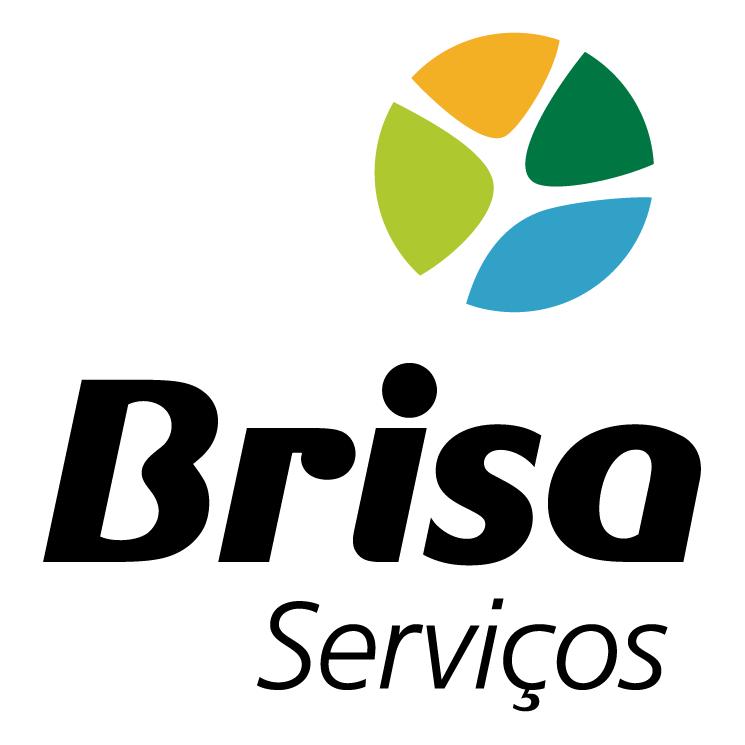 free vector Brisa servicos