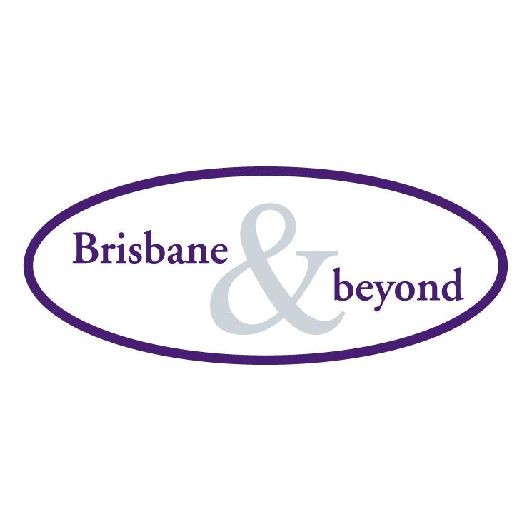 free vector Brisbane beyond